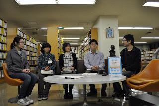オープン記念イベント「夜の図書館ダイアローグvol.2」@中津川 動画アップロードしました