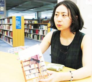 【冨澤良子さんインタビュー】カフェ感覚で、ゆっくりのんびり図書館めぐり