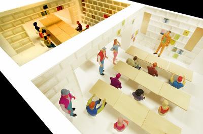 今までにない新しい図書館が渋谷にオープン! 本棚をシェアし、人とつながるシェアライブラリー