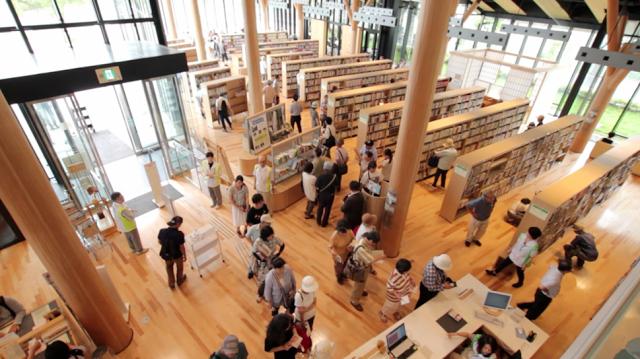 「カーリルタッチ」が飯能市立図書館でスタート